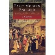 Early Modern England by J. A. Sharpe