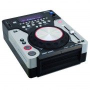 Omnitronic XMT-1400 DJ-Controller CD/Player USB SD MP3