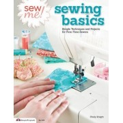 Sew me! Sewing basics by Choly Knight