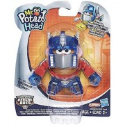Transformers Rescue Bots Mr. Potato Head as Optimus Prime