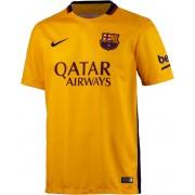 Nike FC Barcelona 15/16 Auswärts Fußballtrikot Herren in gelb, Größe L