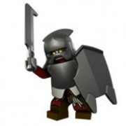 Lego Lord of the Rings Uruk-Hai Minifigure