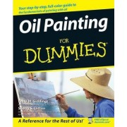 Oil Painting For Dummies by Anita Marie Giddings