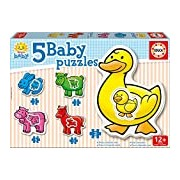 "Educa Borras 14865 ""Baby The Farm"" Puzzle"