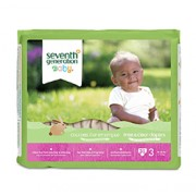 CHLORINE FREE DIAPERS (Stage 3) 31 Diapers