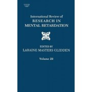 International Review of Research in Mental Retardation: Volume 29 by Laraine Masters Glidden