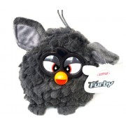 Plush - Furby - 20 cm - negro