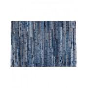 Alfombra tejana de patchwork coal20115003