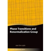 Phase Transitions and Renormalization Group by Jean Zinn-Justin