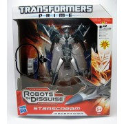 Transformers Prime Starscream - Robots In Disguise - Voyager Powerizer
