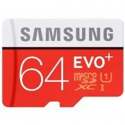 Samsung Evo Plus MicroSDXC Memory Card - 64GB