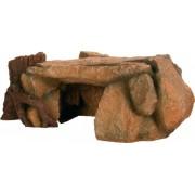Akvárium Dekor Kerámia Fábóltörzs És Sziklák 25cm