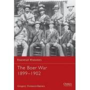 The Boer War 1899-1902 by Gregory Fremont-Barnes
