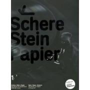 Rock - Paper - Scissors by Diedrich Diederichsen