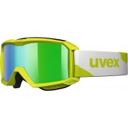 UVEX flizz LM Goggle Junior applegreen mat Goggles