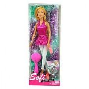 BaybeeShoppee Sofi fashion show doll Pink Shoes