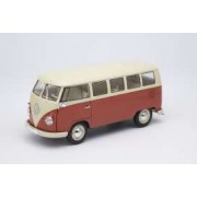 Welly - 1/18 - Volkswagen - T1 Bus Window Van - 1963 - 18054r-Welly