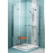 SmartLine SMSRV4-90 Króm+Transparent zuhanykabin
