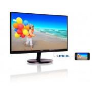 """Monitor 21.5"""" LED 224E5QDAB/00 PHILIPS"""