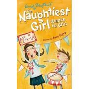 Naughtiest Girl Wants to Win by Enid Blyton