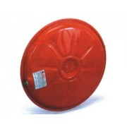 Vas expansiune circular plat pentru centrala 8 litri Ø320 ELBI-ITALIA