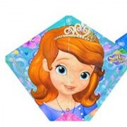 EZBreezy Licensed Character Kites 22 (Princess Sofia)