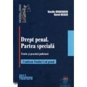 Drept Penal. Partea speciala 2011 - Vasile Dobrinoiu Norel Neagu