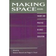 Making Space by Vanessa Sheared
