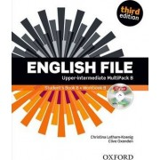English File third edition: Upper-intermediate: MultiPACK B by Clive Oxenden