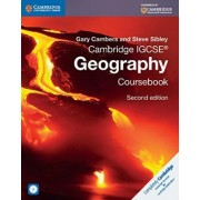 Cambridge IGCSE (R) Geography Coursebook with CD-ROM by Gary Cambers