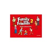 Family and Friends 2 - Teacher's Resource Pack