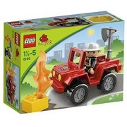 LEGO Duplo Fire Chief 6169
