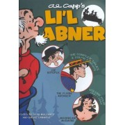 Li'l Abner The Complete Dailies And Color Sundays, Vol. 4 1941-1942 by Al Capp