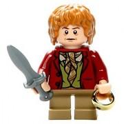 LEGO 79004 The Hobbit Barrel Escape Bilbo Baggins Minifig Minifigure
