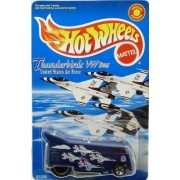VW Volkswagen Thunderbirds Drag Bus Hot Wheels - Special Limited Edition - United States Air Force - 1:64 Scale Collectible Die Cast Car by Hot Wheels