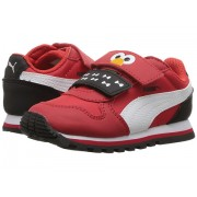 PUMA Kids St Runner Elmo Hoc V INF (Toddler) High Risk RedPuma White