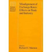 Misalignment of Exchange Rates by Richard C. Marston