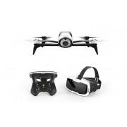 Parrot - Bebop 2 FPV pack 4rotors 14MP 1920 x 1080Pixeles 2700mAh Negro, Color blanco dron con cámara