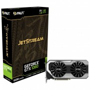 Palit GeForce GTX 1060 Jetstream RGB 6144MB GDDR5 PCI-Express Graphics Card NE51060015J9J