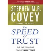 The Speed of Trust by Stephen M. R. Covey