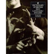 Dictionary of British Sign Language by David Brien