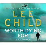 Worth Dying For - CD by Lee Child