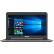 Laptop Asus ZenBook UX510UX-CN172R 15.6 inch Ful HD Intel Core i5-7200U 12GB DDR4 1TB HDD 128GB SSD nVidia GeForce GTX 950M 2GB Windows 10 Pro Grey Metal