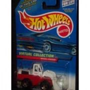 #2000-111 Wheel Loader virtual collection Collectible Collector Car Mattel Hot Wheels