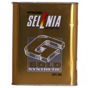 Selenia 10W-40 Gold Synth 2 Litres Boîte