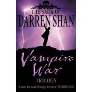 Vampire War Trilogy: Books 7 - 9 by Darren Shan