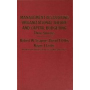 Management Accounting, Organizational Theory and Capital Budgeting: Three Surveys by Robert W. Scapens