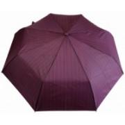 Deštník unisex vystřelovací / sestřelovací bordó 9144-2 9144-2
