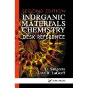 Inorganic Materials Chemistry Desk Reference by D. Sangeeta