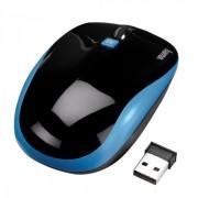 Hama AM-7600 Wireless Optical Mouse Black/Blue 134913
